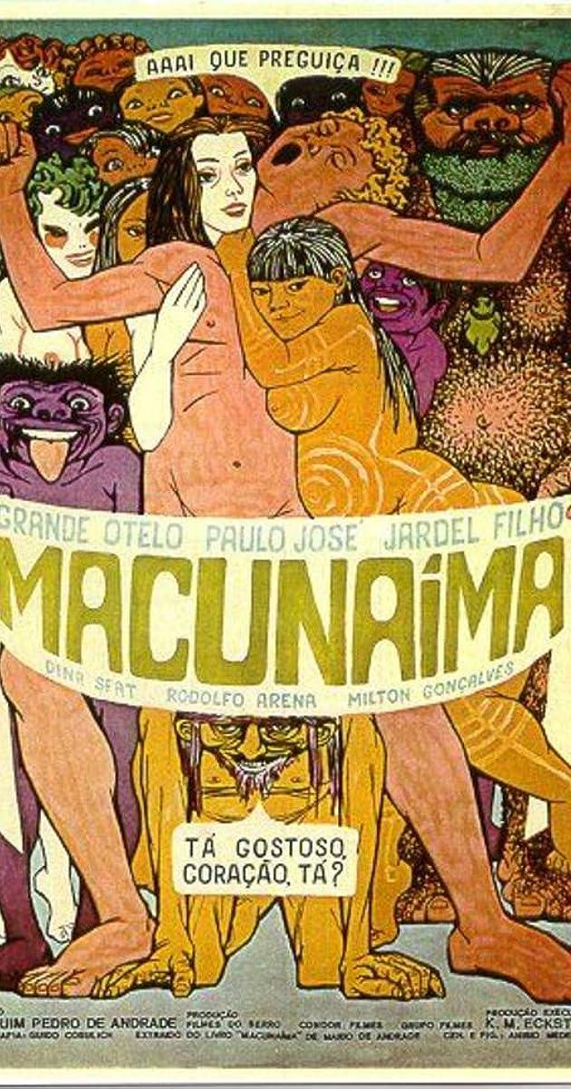 Subtitle of Macunaima