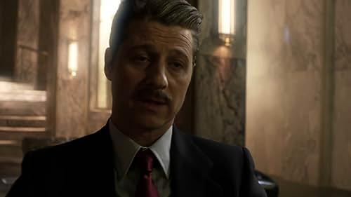 Gotham: Gordon Is Resigning After The Wayne Inaugural