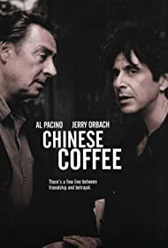 Al Pacino and Jerry Orbach in Chinese Coffee (2000)