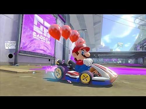 Mario Kart 8 Deluxe (VG)