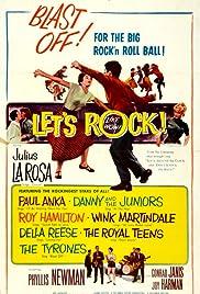 Let's Rock Poster