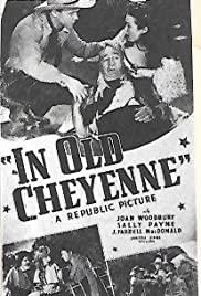 In Old Cheyenne Poster