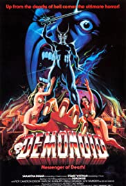 Demonoid Poster