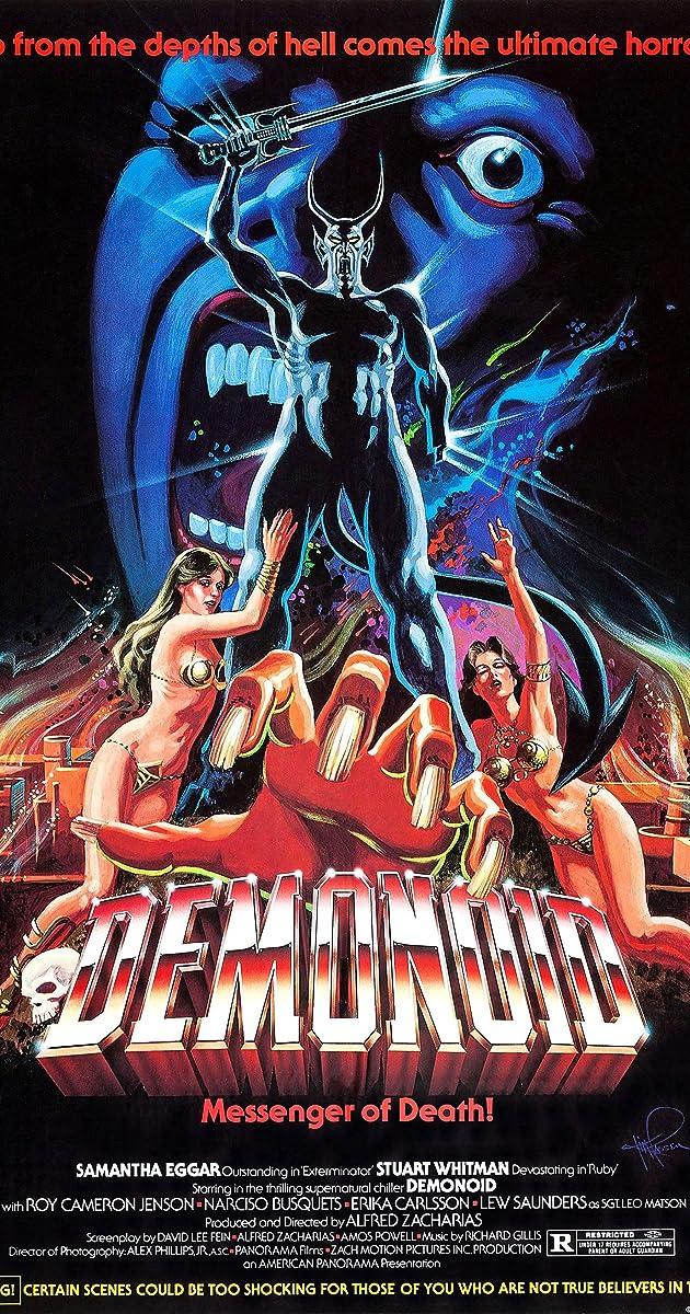 Subtitle of Demonoid: Messenger of Death