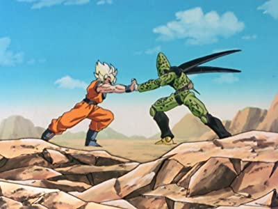 The A Battle of the Highest Level! Defeat Cell, Son Goku