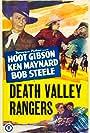 Curley Dresden, Frank Ellis, Hoot Gibson, Ken Maynard, and Bob Steele in Death Valley Rangers (1943)