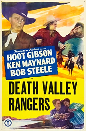 Where to stream Death Valley Rangers
