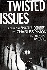 Twisted Issues Poster