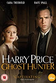 Harry Price: Ghost Hunter Poster