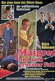 Enter Inspector Maigret Poster