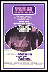 Return from the Ashes (1966) Poster - Movie Forum, Cast, Reviews