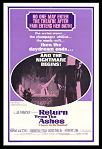 Web movie downloads Return from the Ashes by Harold Daniels [h264]