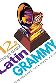 The 12th Annual Latin Grammy Awards Poster