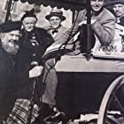 Charles Coburn, Hume Cronyn, Gladys Cooper, and Tom Drake in The Green Years (1946)
