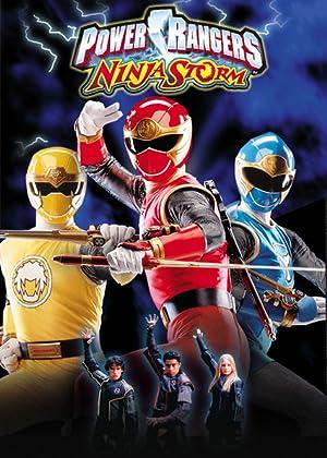 Where to stream Power Rangers Ninja Storm