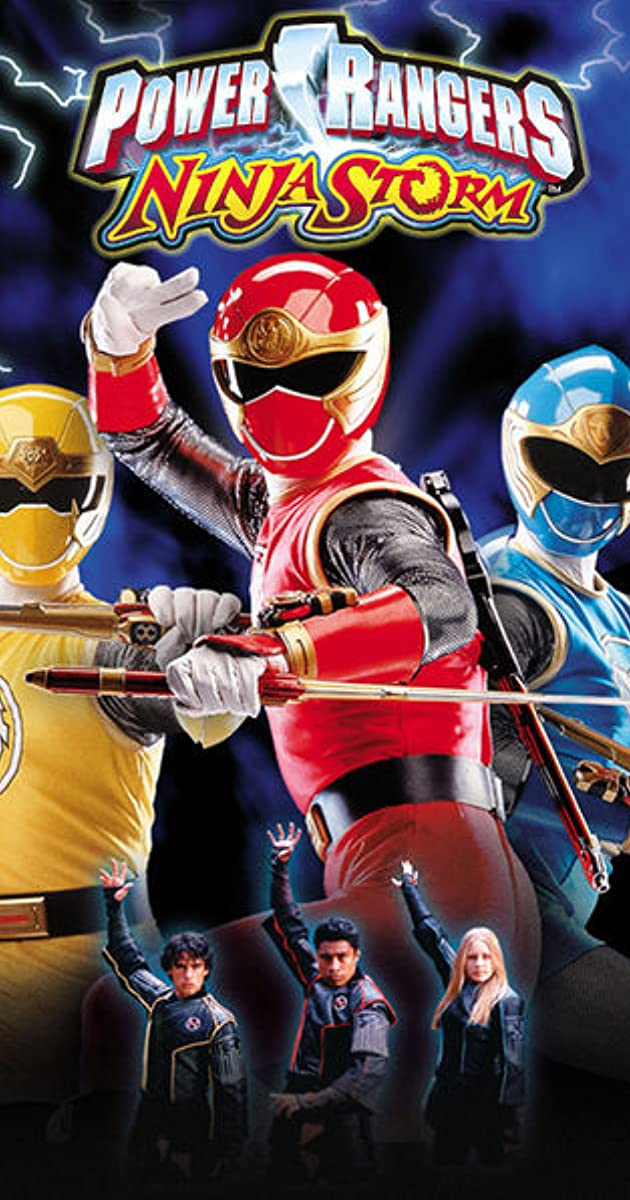 Power Rangers Ninja Storm (TV Series 2003–2004) - IMDb
