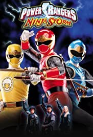 Power Rangers Ninja Storm Poster - TV Show Forum, Cast, Reviews