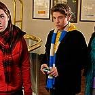 Jennifer Stone, Alexander Conti, and Melinda Shankar in Harriet the Spy: Blog Wars (2010)