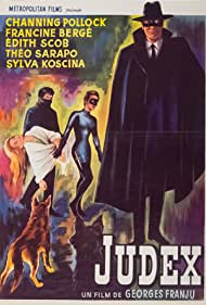 Judex (1963) Poster - Movie Forum, Cast, Reviews