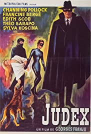Judex (1963) Poster - Movie Forum, Cast, Reviews