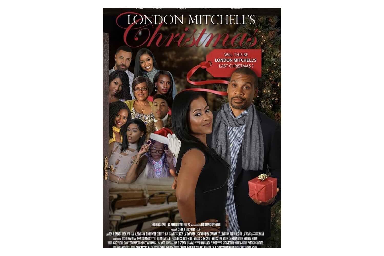 London Mitchell's Christmas (2018)