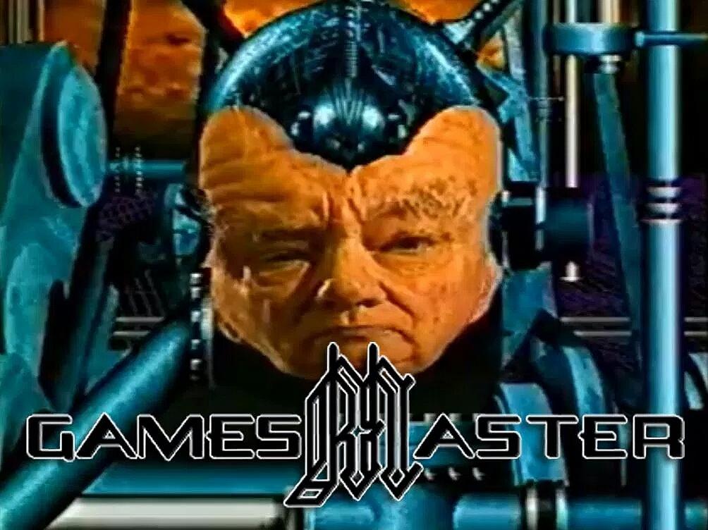 Patrick Moore in Gamesmaster (1992)