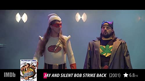 How Kevin Smith and Jason Mewes Stuck Together Through It All