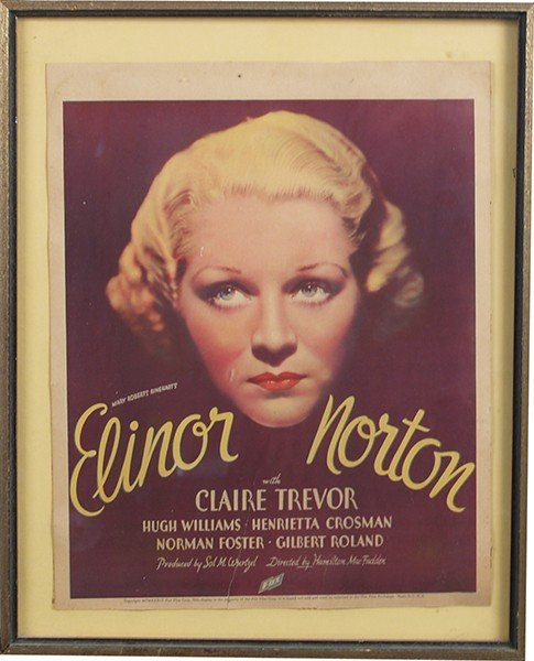 Claire Trevor in Elinor Norton (1934)