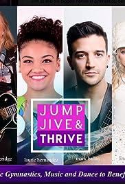 Jump Jive & Thrive Poster