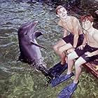 Luke Halpin and Tommy Norden in Flipper (1964)