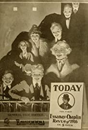 The Essanay-Chaplin Revue of 1916 Poster