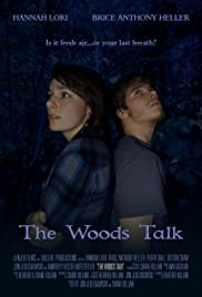 The Woods Talk Poster