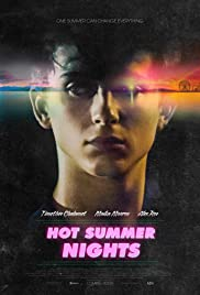 Hot Summer Nights Poster