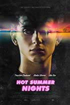 Hot Summer Nights (2017) Poster