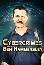 Cybercrimes with Ben Hammersley Poster