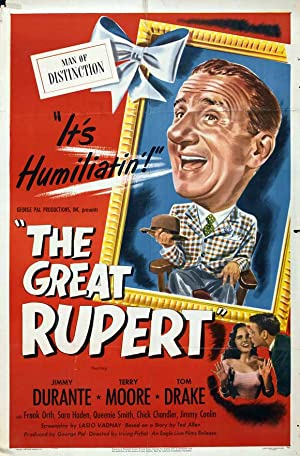 Where to stream The Great Rupert