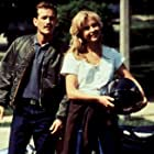 Ashley Judd and Luke Perry in Normal Life (1996)