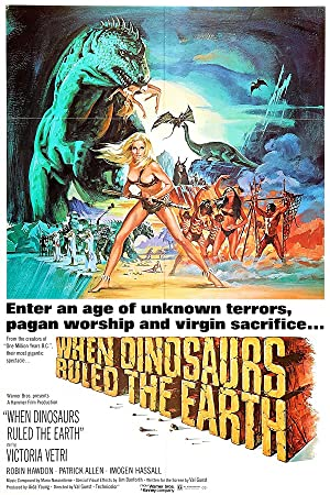 When Dinosaurs Ruled The Earth full movie streaming