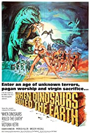 When Dinosaurs Ruled the Earth (1970) 720p download