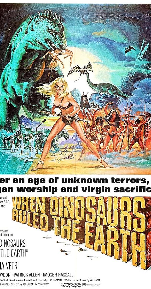 When Dinosaurs Ruled the Earth (1970) - IMDb