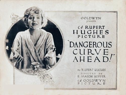Helene Chadwick in Dangerous Curve Ahead (1921)