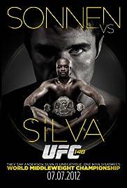 UFC 148 Poster