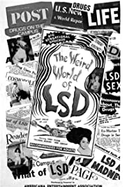 The Weird World of LSD Poster