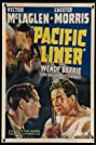 Pacific Liner (1939) Poster