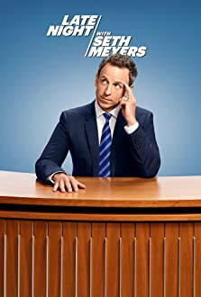 Late Night with Seth Meyers (2014– )