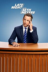 Primary photo for Late Night with Seth Meyers