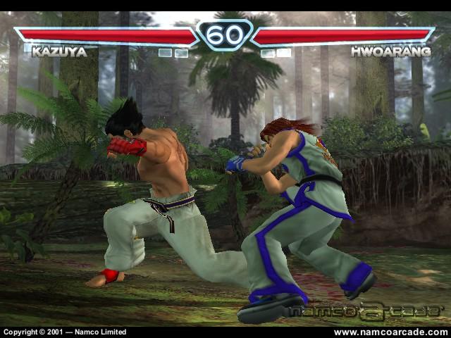 Tekken 4 game free download for pc full version highly
