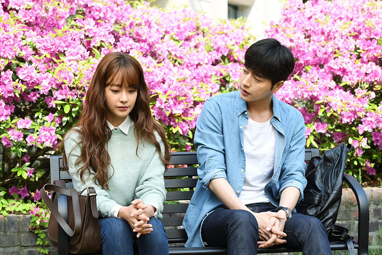 Park Hae-jin dan Oh Yeon-seo dalam Cheese in the Trap (2018)