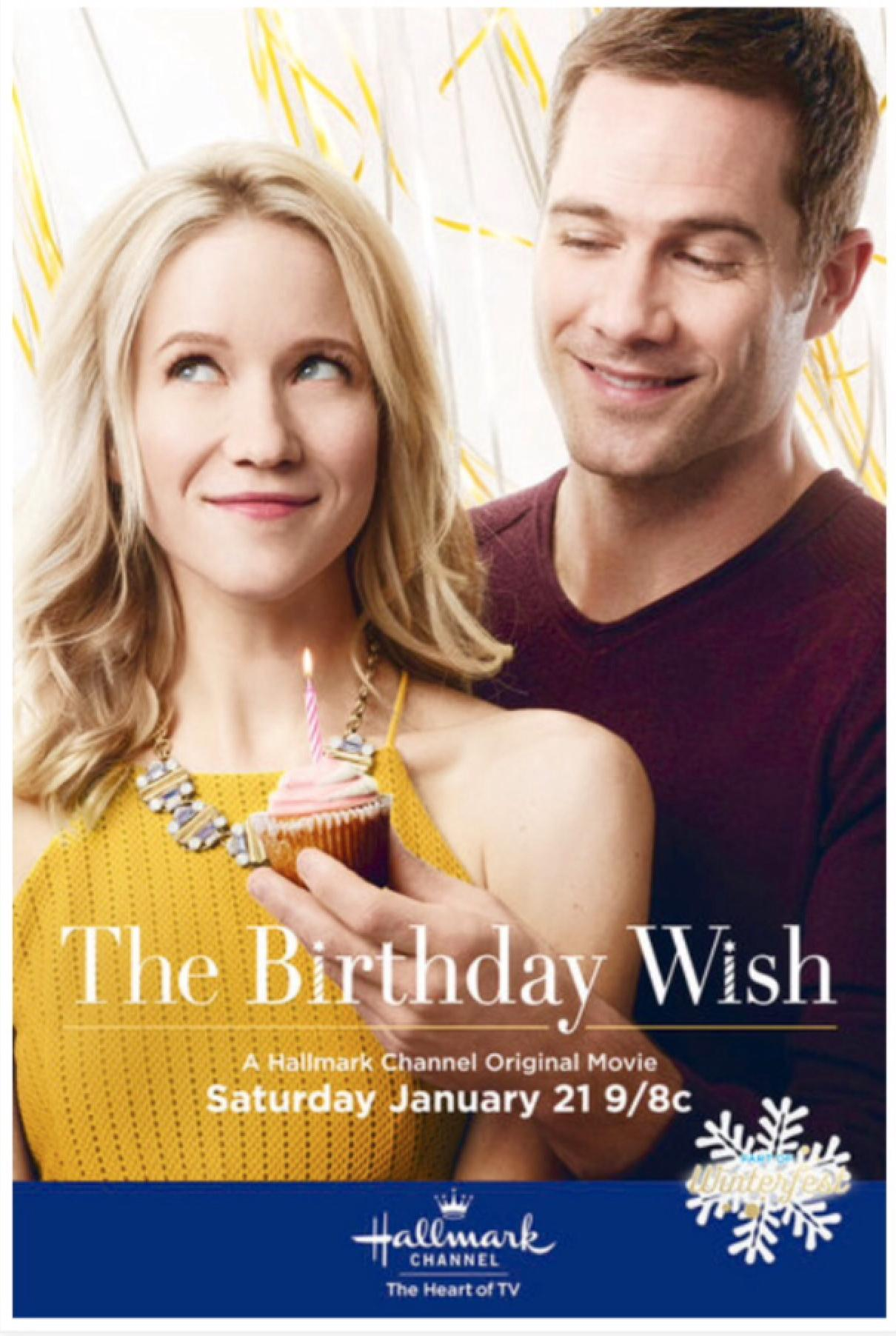 The Birthday Wish TV Movie 2017