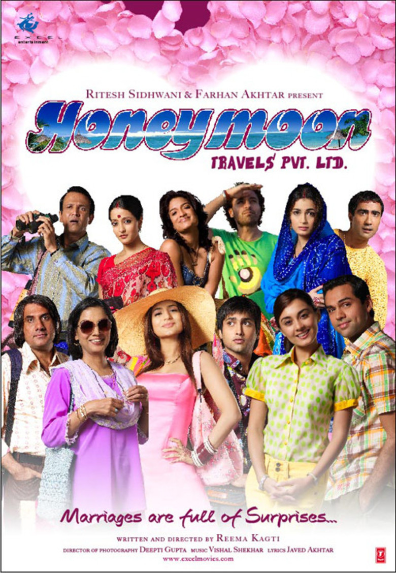 Honeymoon Travels Pvt. Ltd. (2007) - IMDb